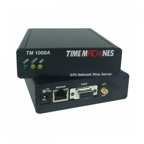 GPS NTP tinklo laiko serveris (TM1000A)